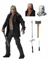 Friday the 13th (2009): Jason Voorhees - Ultimate Action Figure